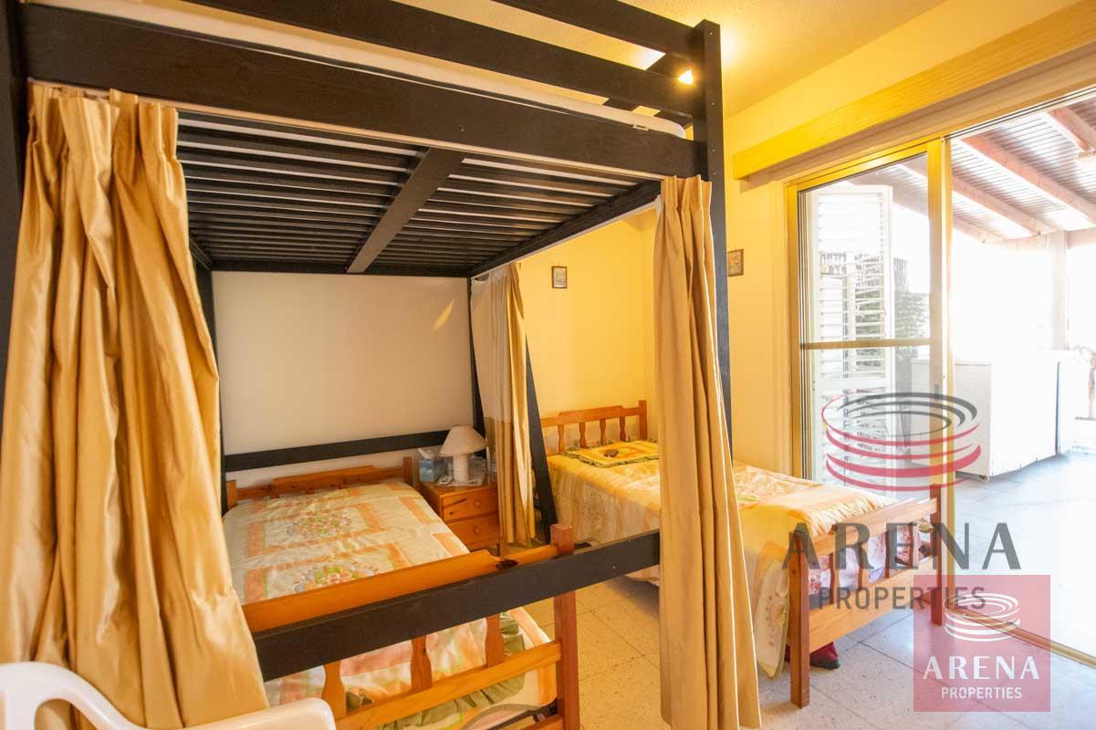 1st floor apt in Kapparis to buy - bedroom