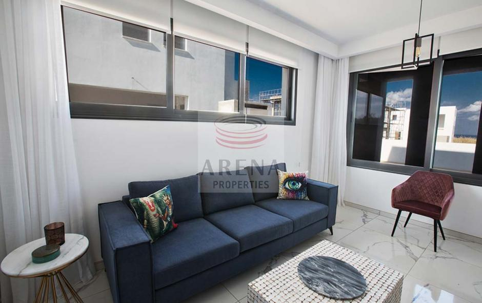 2 bed det villa in kapparis for sale - sitting area