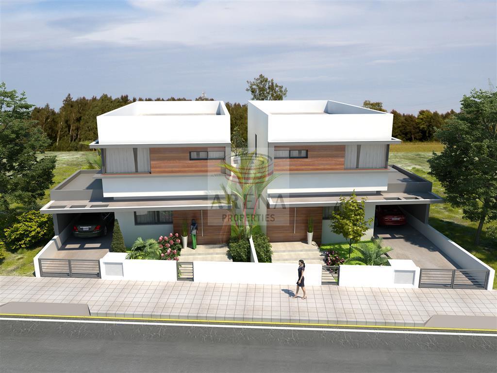 New Villas in Livadia for sale