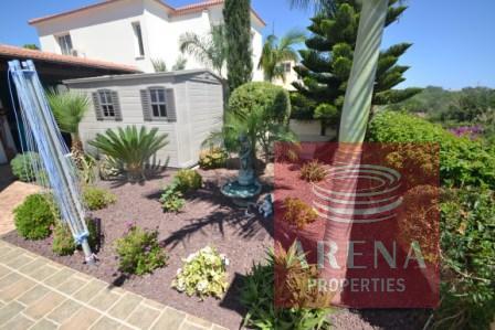 Ayia Napa property - garden