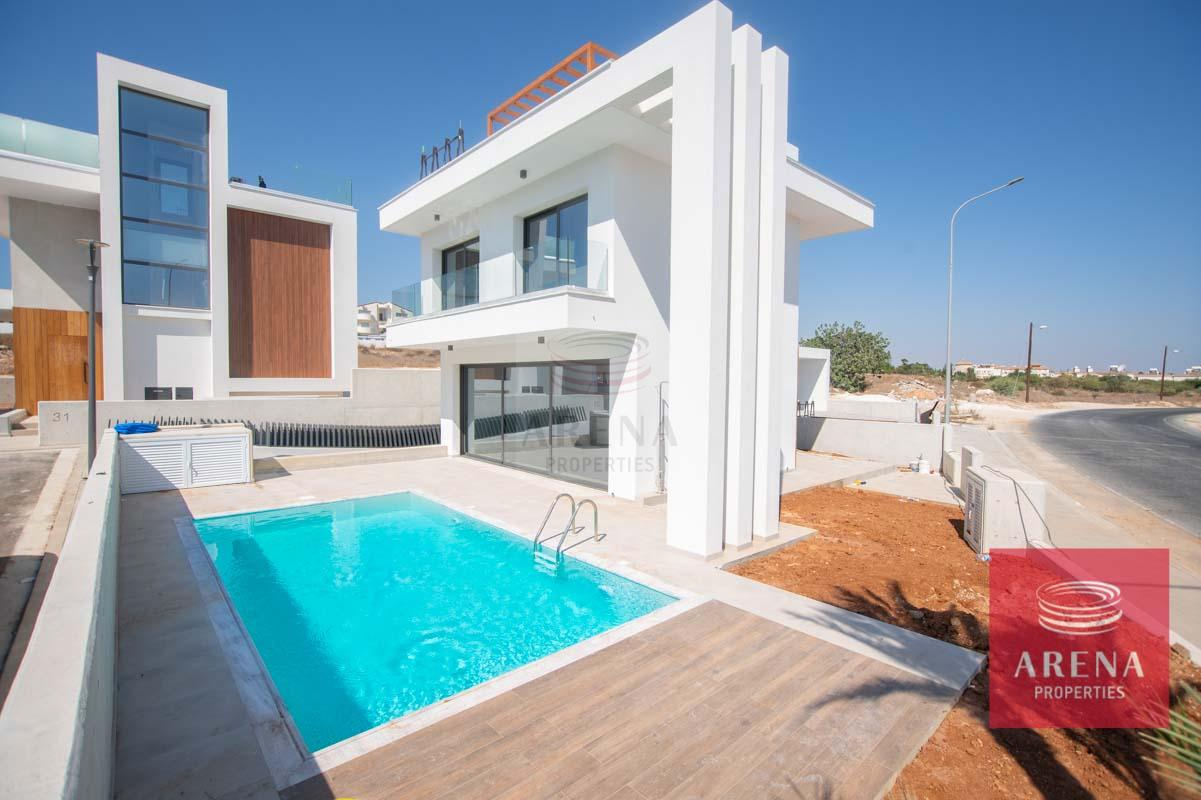 Modern Villa in Protaras for sale