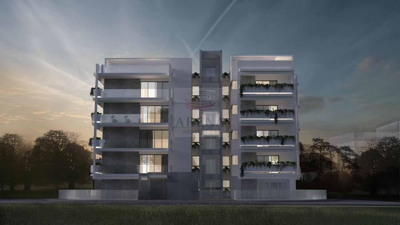 New 3 bed apt in Larnaca for sale