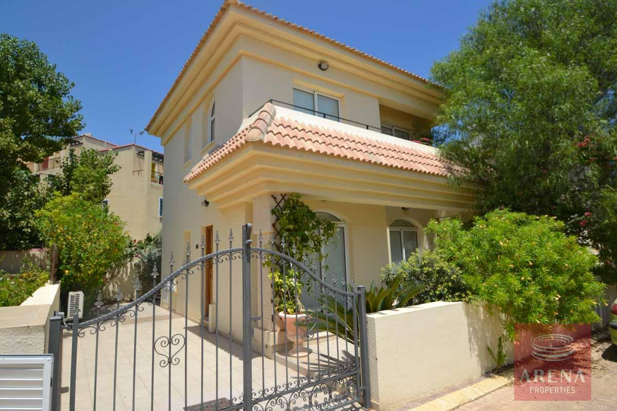Villa in Kapparis to Buy