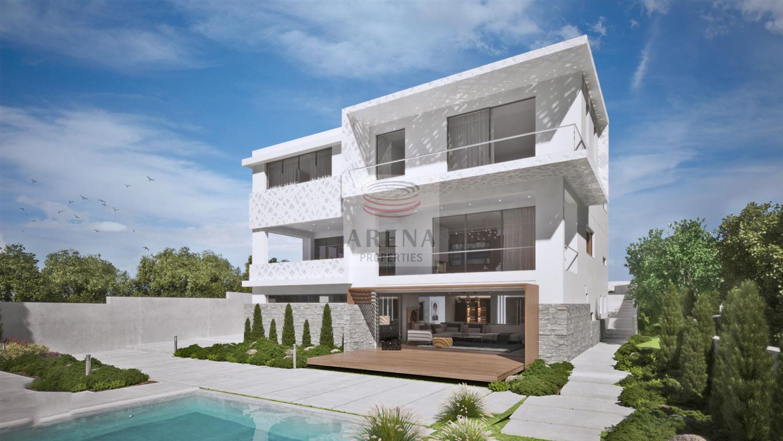Luxury Villas in Potaras for sale