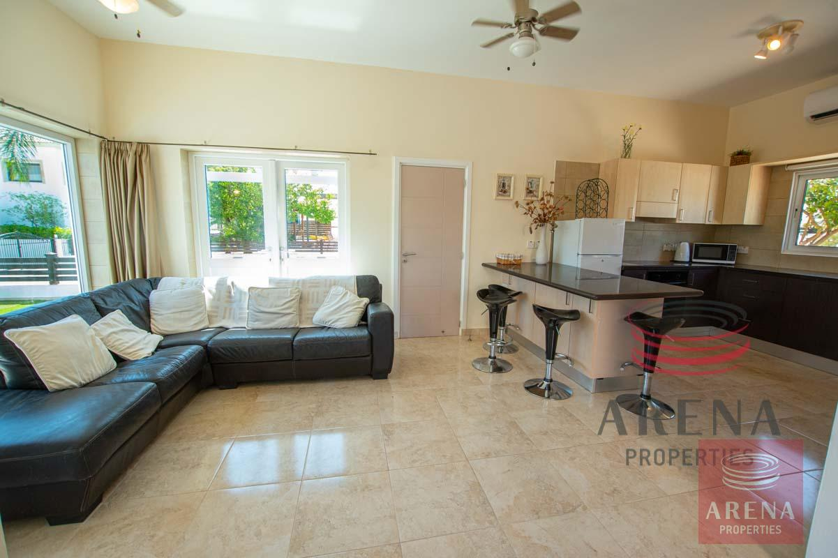 Villa to buy -living area