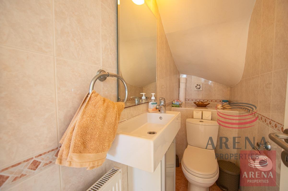 2 Bedroom Villa in Ayia Thekla - guest wc