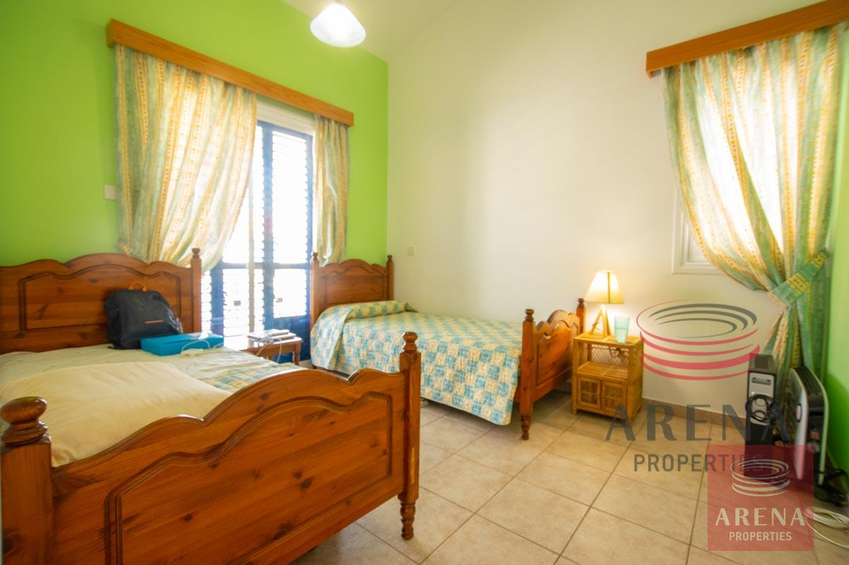 Link-Detached House in Kapparis to buy - bedroom