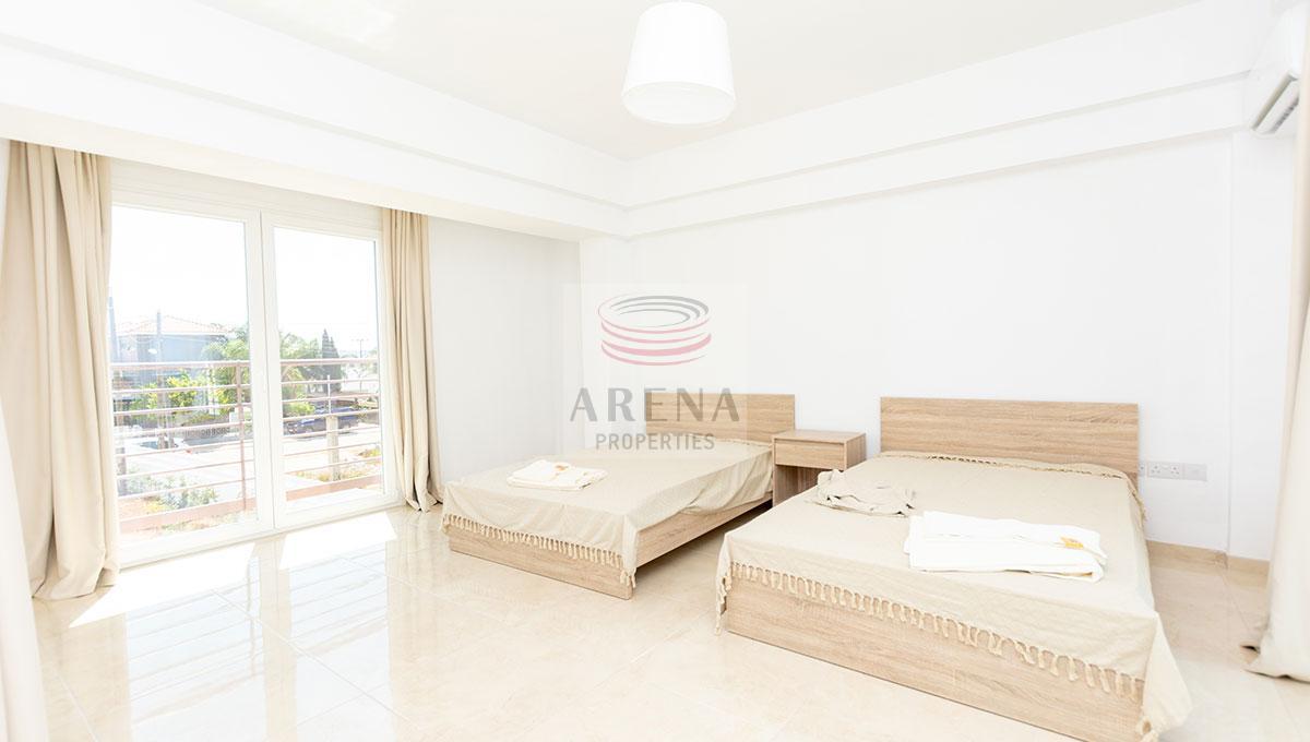 Villa in Ayia Napa - bedroom