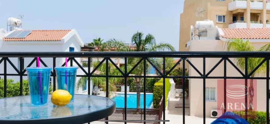 4 Bed villa in Pernera - views