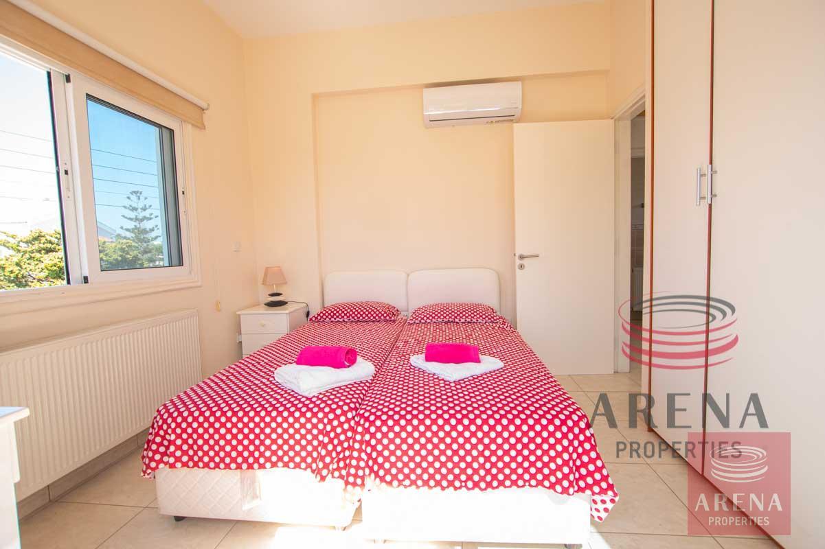 2 Bedroom Villa in Ayia Thekla to buy- bedroom