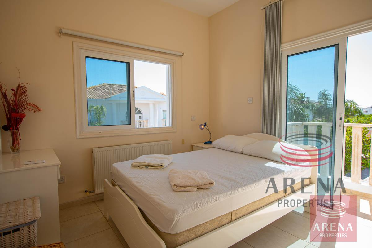2 bed house in Ayia Thekla - bedroom