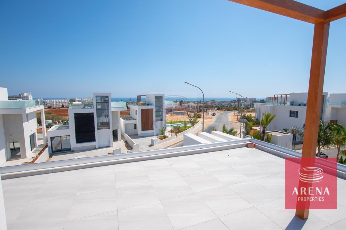 Modern Villa in Protaras - views