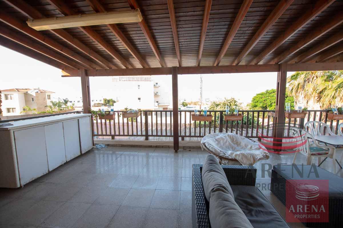 1st floor apt in Kapparis balcony