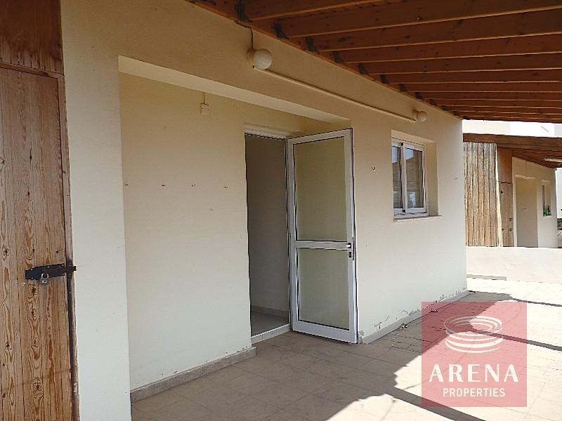 Detached house in Ayia Triada - veranda