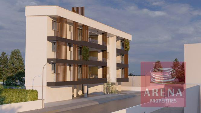 new 2 bed apt in Derynia to buy