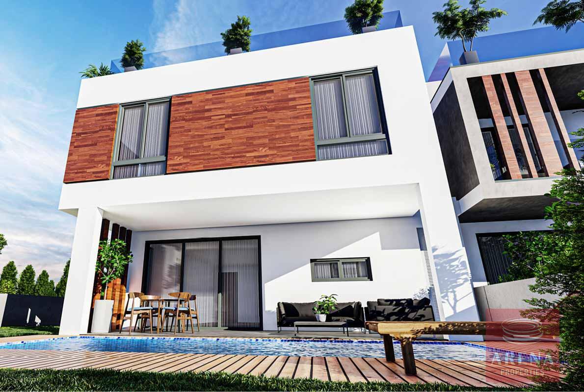 3 bed villa in Livadia to buy