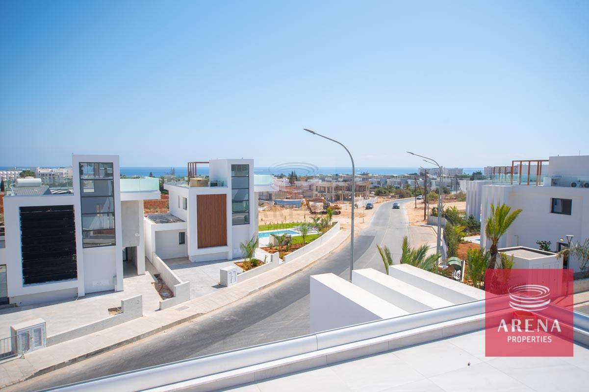 Modern Villa in Protaras - sea views