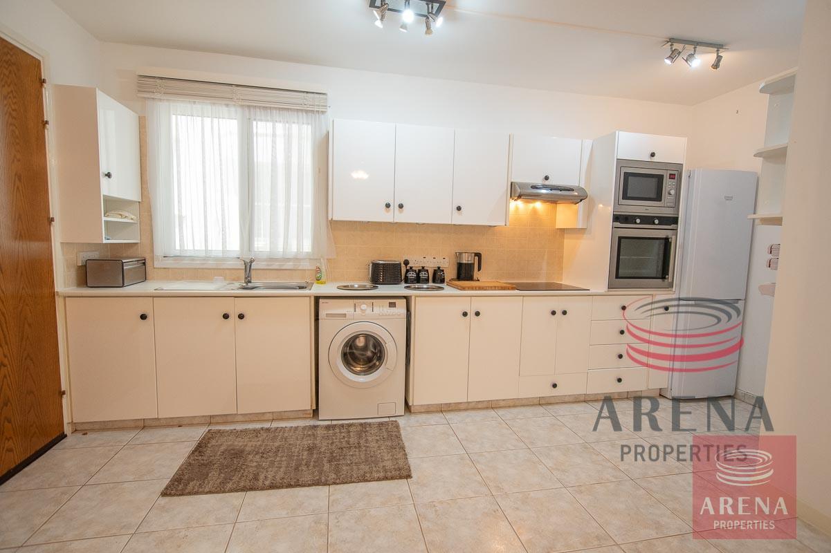 2 bed apt in Derynia for sale - kitchen