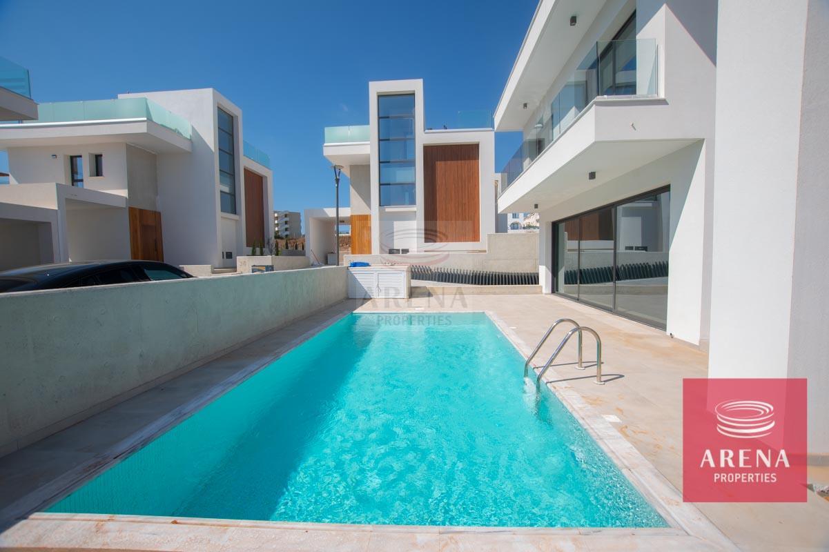 Modern Villa in Protaras - pool