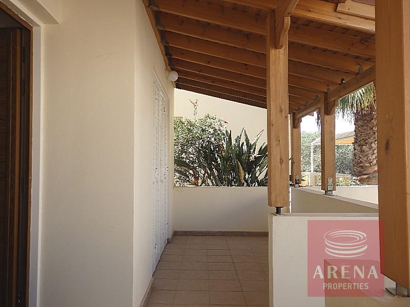 Detached house in Ayia Triada for sale - veranda