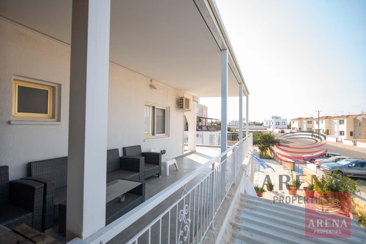 1st floor apt in Kapparis - views