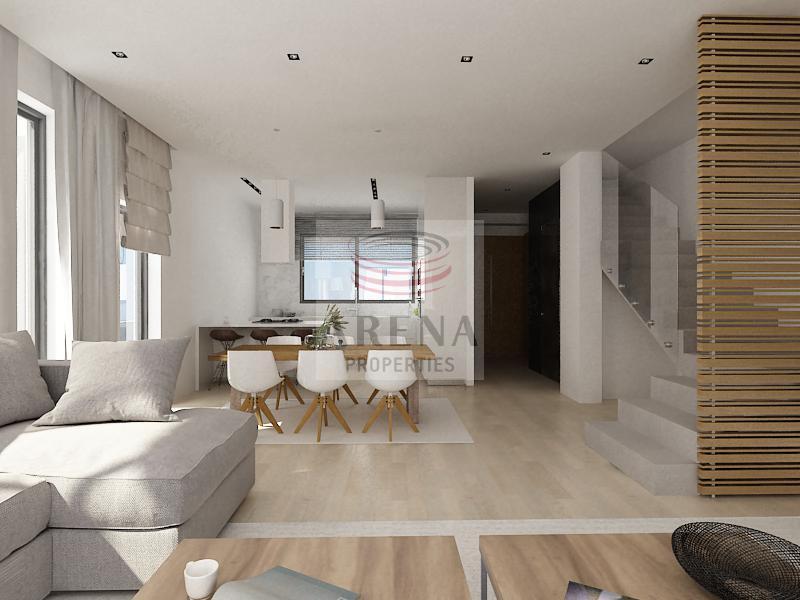 New Villas in Livadia - living area