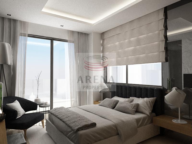 New Villas in Livadia - bedroom