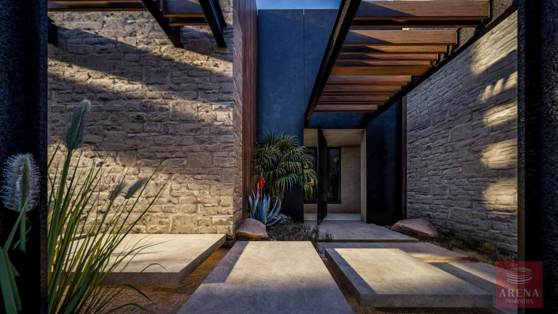 New property in Kapparis