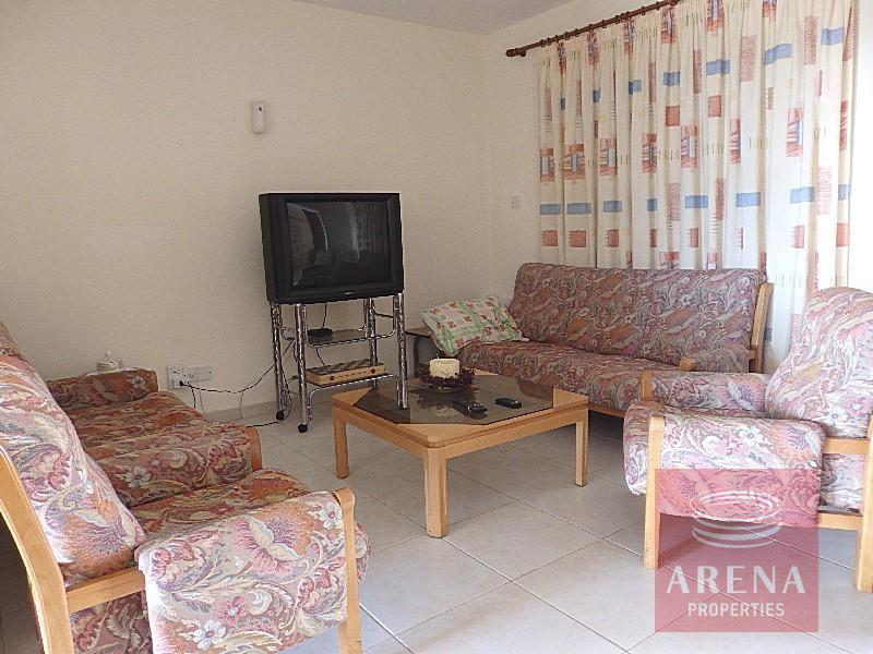Detached house in Ayia Triada - sitting area