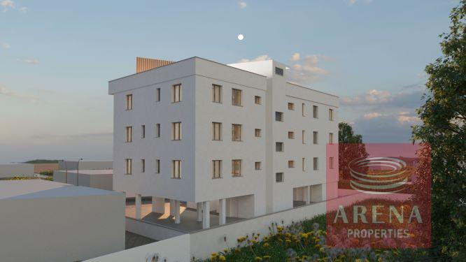 Apartments for sale in Derynia