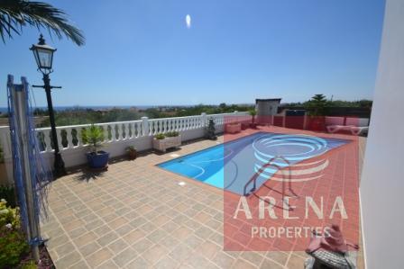 Ayia Napa property - pool