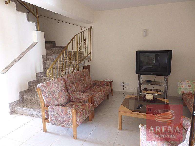 Detached house in Ayia Triada for sale - sitting area