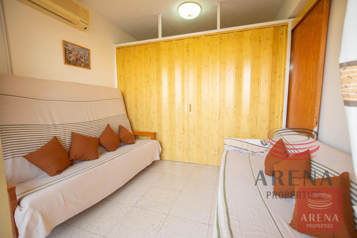 1st floor apt in Kapparis - living area