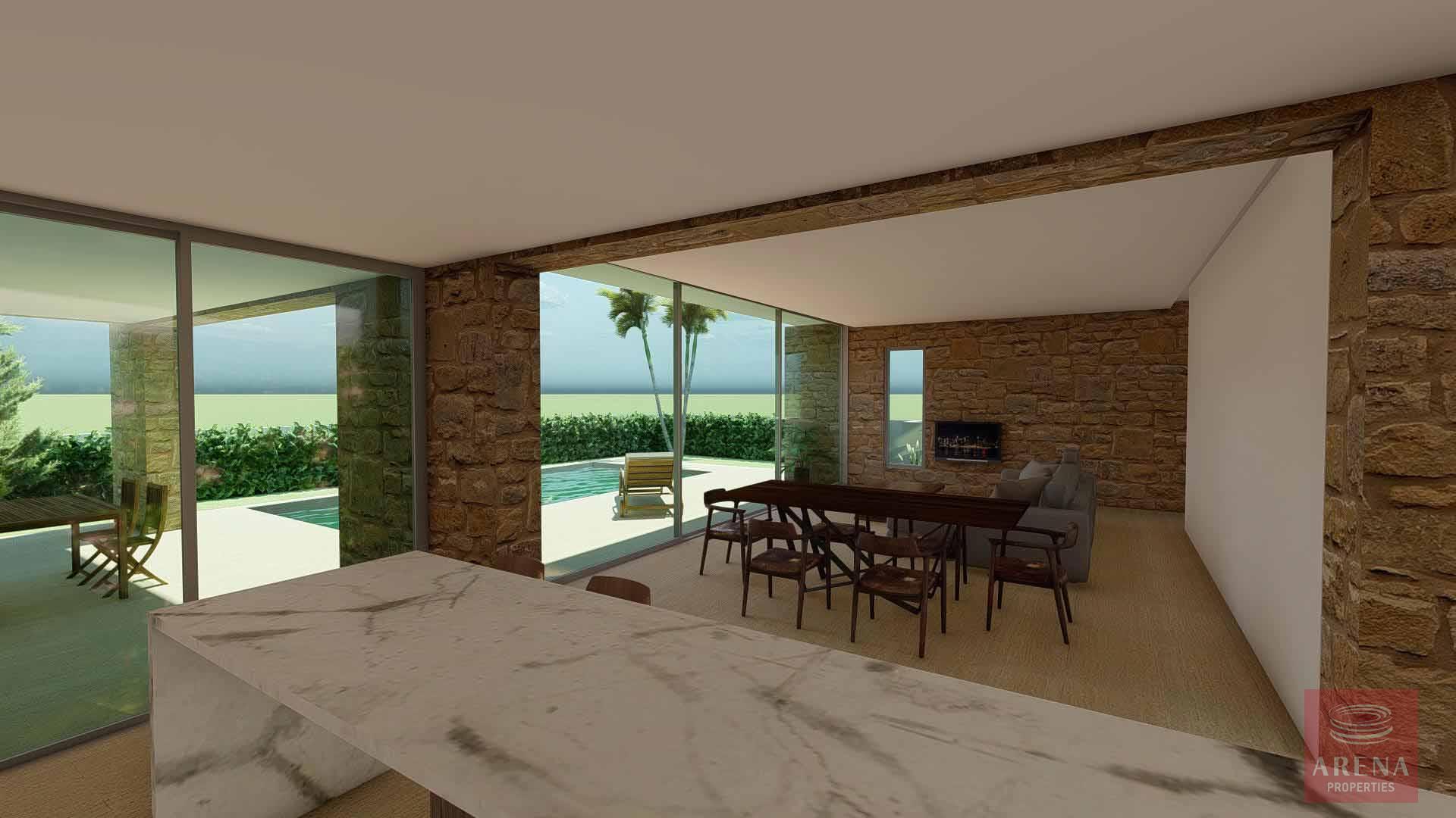 New villa in Oroklini