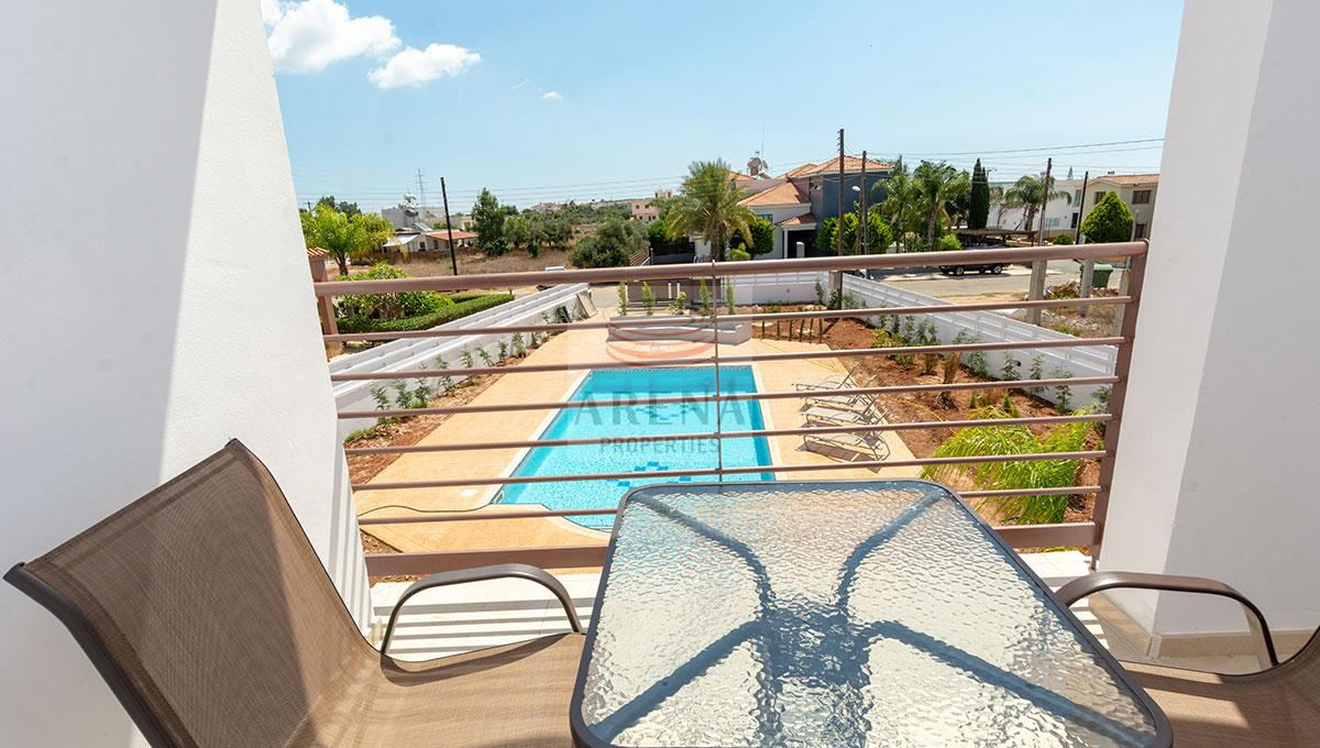 4 Bed Villa in Kokkines for sale - balcony