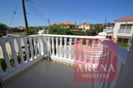 Ayia Napa property - balcony