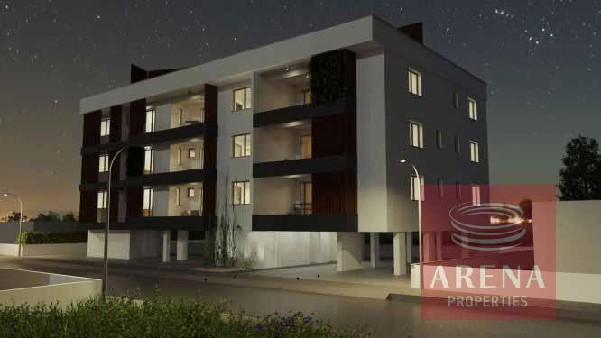 Buy apartment in Derynia