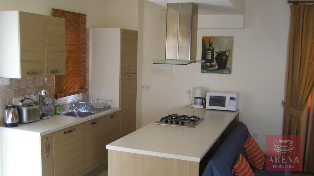 Villa in Kapparis for sale - kitchen