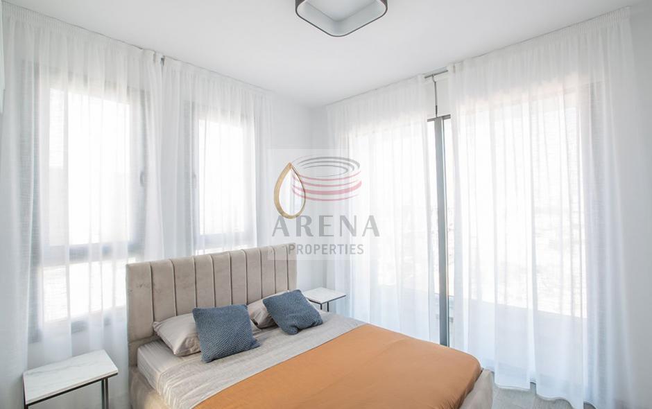 2 bed det villa in kapparis - bedroom