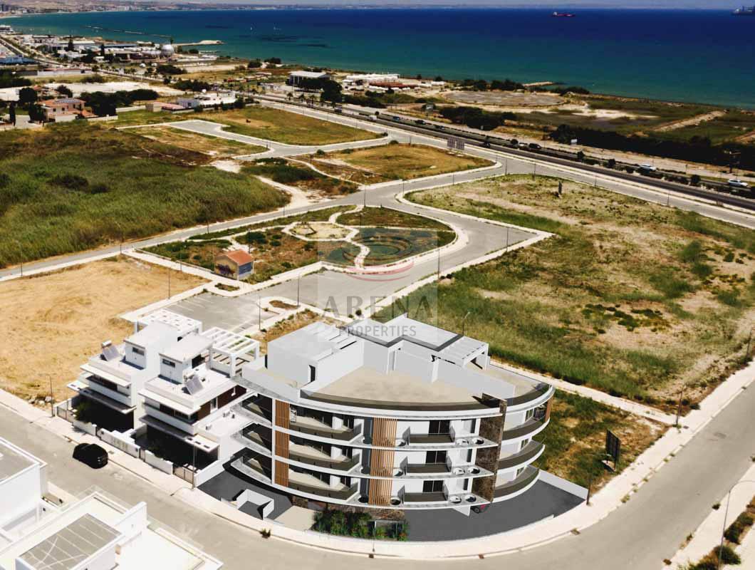 Buy apartment in Livadia