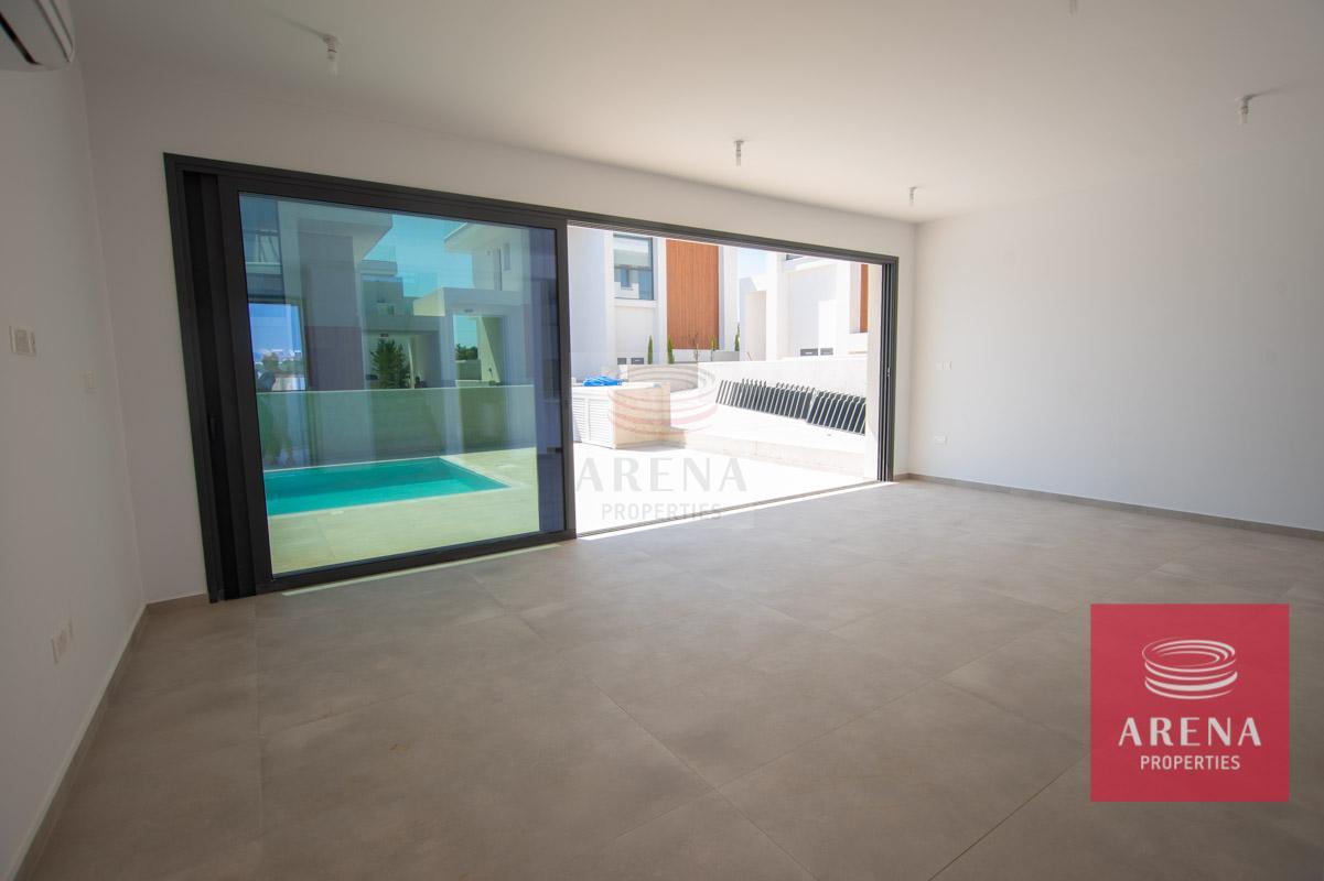 Modern Villa in Protaras - living area