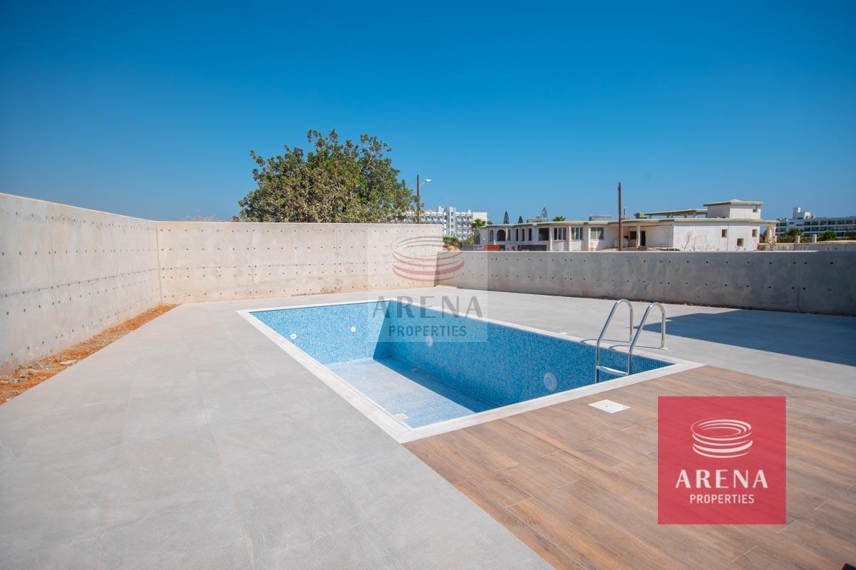 New Villa in Protaras for sale - pool