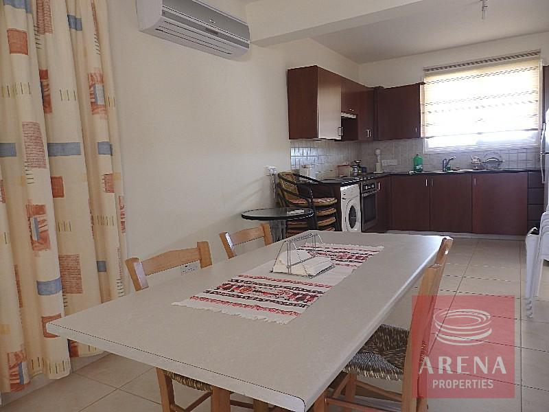 Detached house in Ayia Triada - dining area