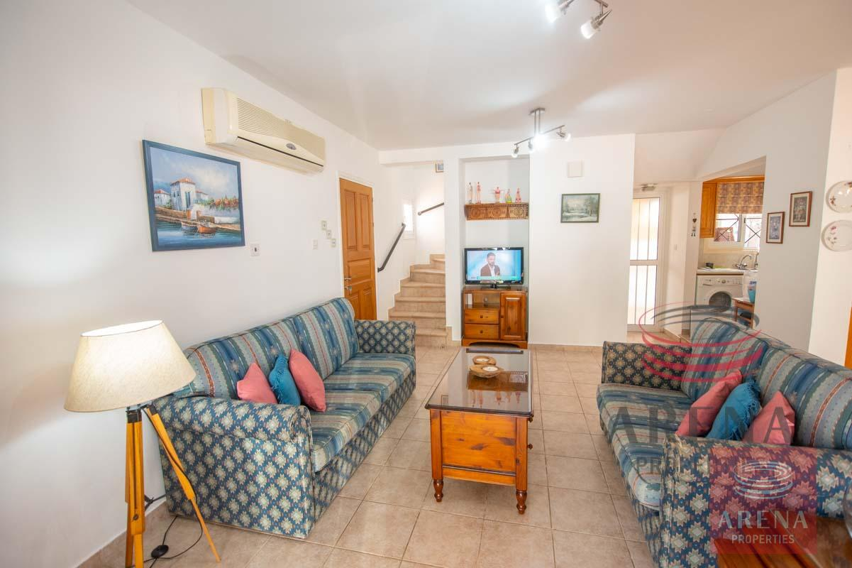 Link-Detached House in Kapparis - sitting area