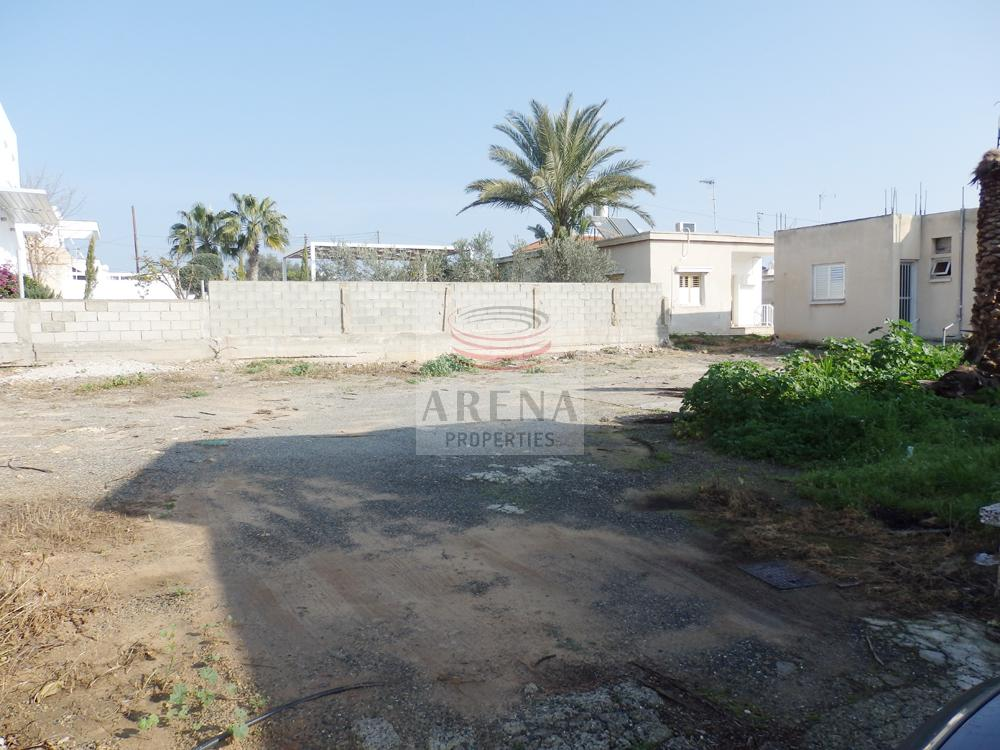 Bungalow in Paralimni - outside area