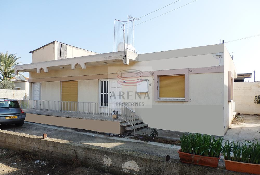 Bungalow in Paralimni for sale