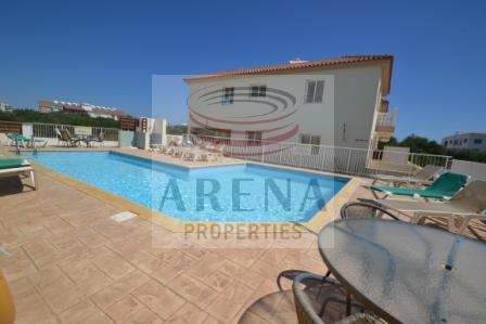 Flat in Kapparis - communla swimming pool