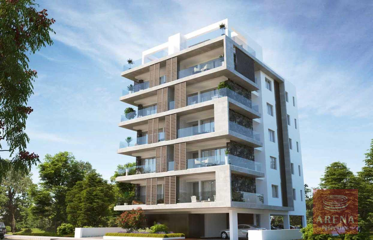 2 Bed Apartment in Larnaca New