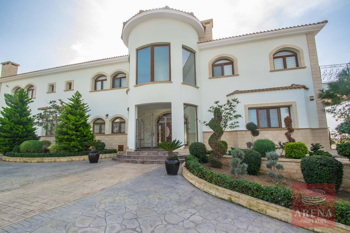 Luxury Villa in Cape Greco