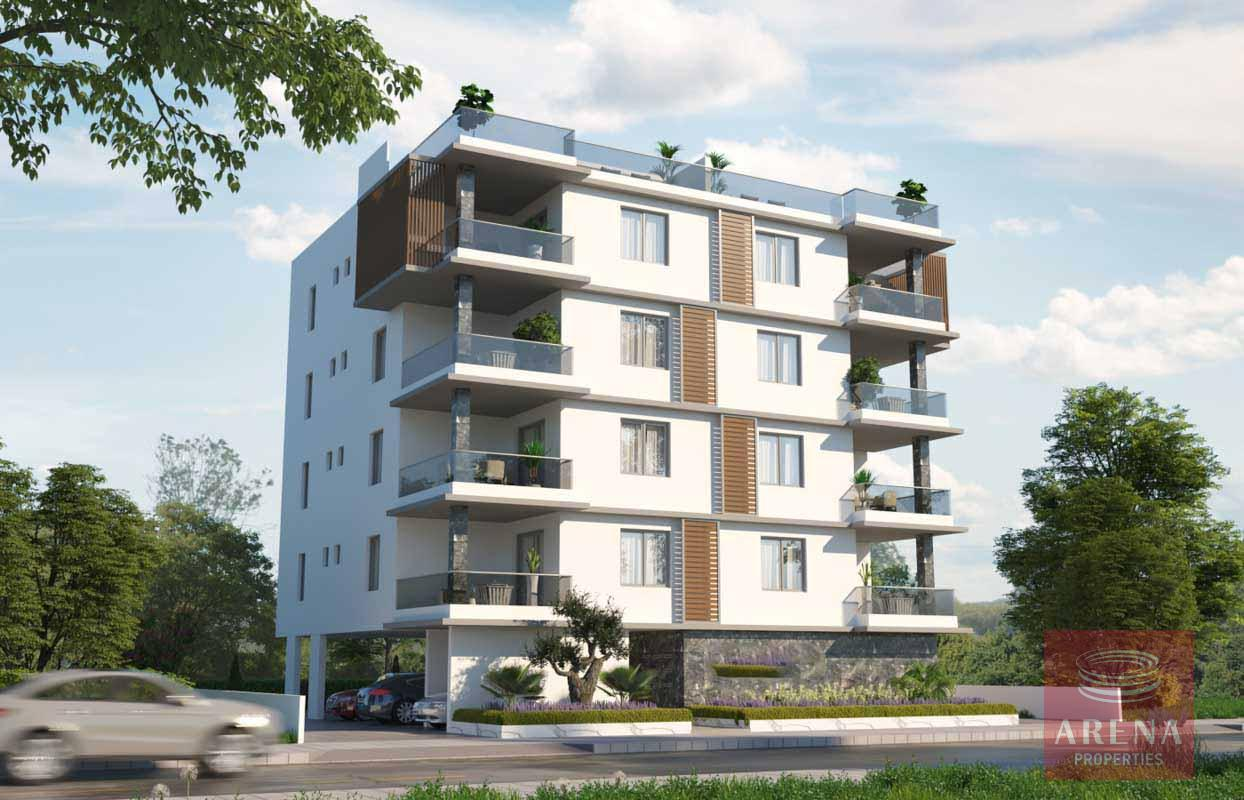 New 2 bed apartment in Kamares